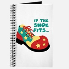 IF THE SHOE FITS... Journal