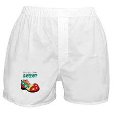 who you callin BOZO? Boxer Shorts