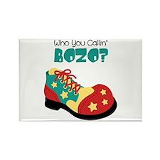 who you callin BOZO? Magnets