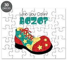 who you callin BOZO? Puzzle