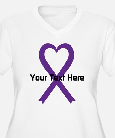 Personalized Purp T-Shirt