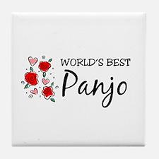 WB Mom [Esperanto] Tile Coaster