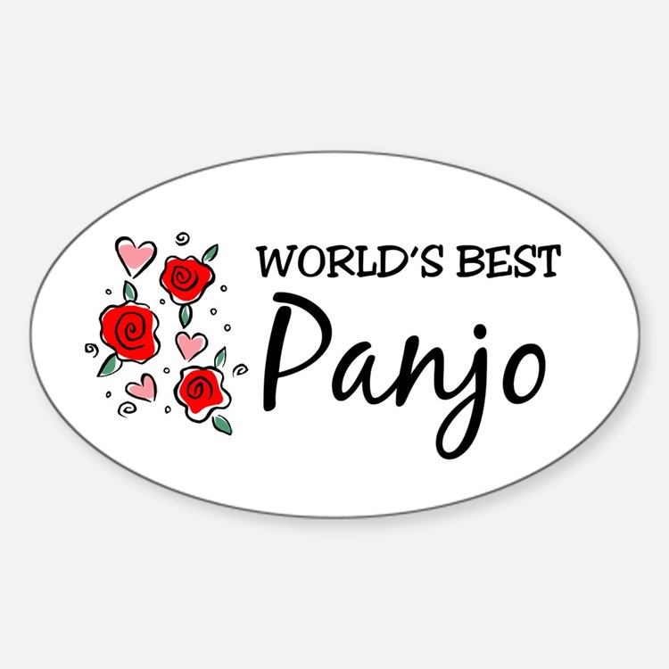 WB Mom [Esperanto] Oval Decal