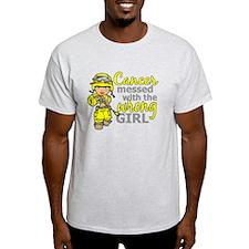 Combat Girl Sarcoma T-Shirt