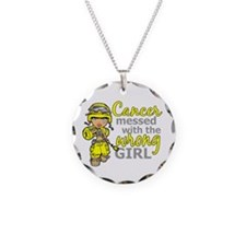 Combat Girl Sarcoma Necklace