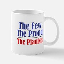 Few Proud Pianists Mug