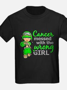 Combat Girl NH Lymphoma T