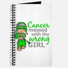 Combat Girl NH Lymphoma Journal