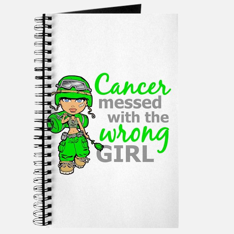 Combat Girl NH Lymphoma Journal