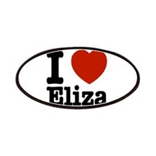 I love Eliza Patches