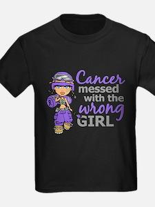 Combat Girl Hodgkin's Disease T