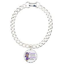 Combat Girl Hodgkin's Di Bracelet