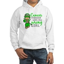 Combat Girl General Lymphoma Jumper Hoody