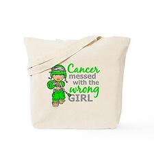 Combat Girl General Lymphoma Tote Bag