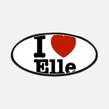 I love Elle Patches