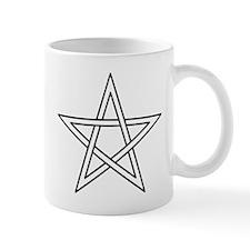 Woven Star Mug