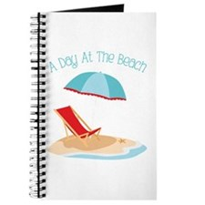 A Day At The Beach Journal