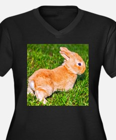 sweet bunny Plus Size T-Shirt