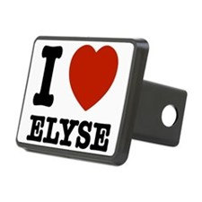 I love Elyse Hitch Cover