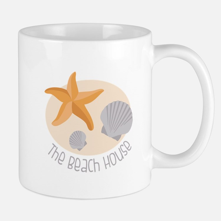 The Beach House Mugs