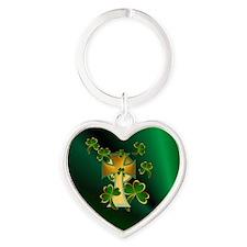 Happy St. Patricks Day to you!-dark Keychains