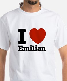 I love Emillian Shirt