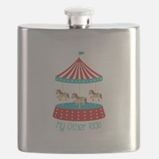 My Other Ride Flask