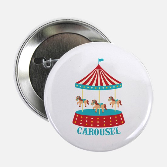 """CAROUSEL 2.25"""" Button (10 pack)"""