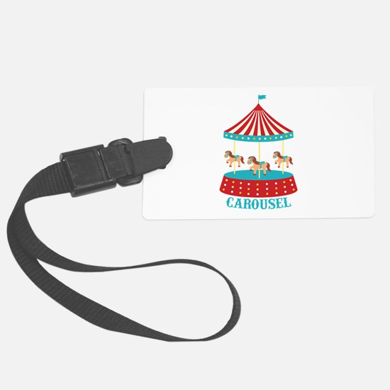 CAROUSEL Luggage Tag