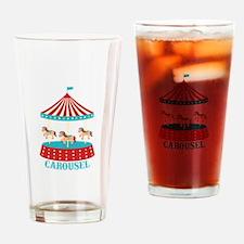 CAROUSEL Drinking Glass