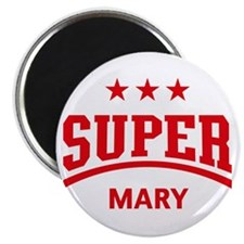 Super Mary Magnet