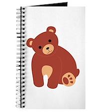Bear Animal Journal