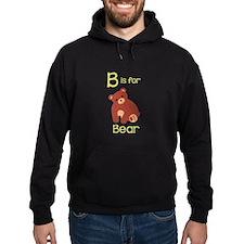 B Is For Bear Hoodie