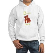 B Is For Bear Hoodie
