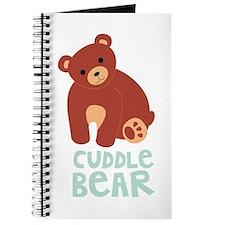 Cuddle Bear Journal