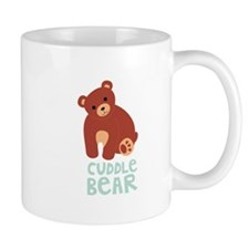 Cuddle Bear Mugs