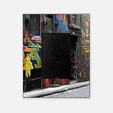 Melbourne Street Art Graffiti AWOL S Picture Frame
