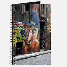 Melbourne Street Art Graffiti AWOL Smoker Journal