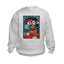 Dia de Los Muertos Mexican Lovers Sweatshirt