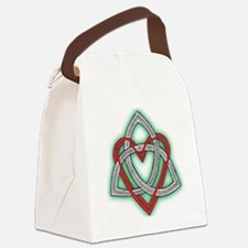 Heart of God Canvas Lunch Bag
