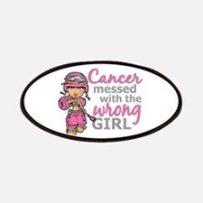 Combat Girl Breast Cancer Patches