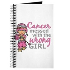 Combat Girl Breast Cancer Journal