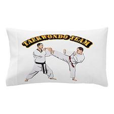 Taekwondo Team Pillow Case
