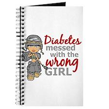 Combat Girl Diabetes Journal