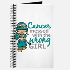 Combat Girl Ovarian Cancer Journal