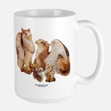 Astral Griffin Family Mug