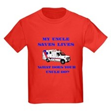 Ambulance Saves Lives-Uncle T