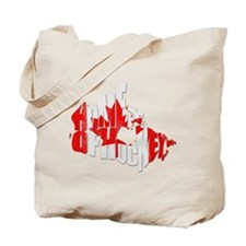 Canada Home of Hockey Tote Bag