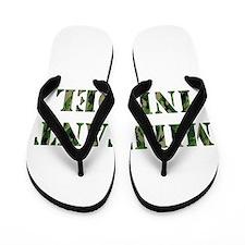Militant Infidel Flip Flops