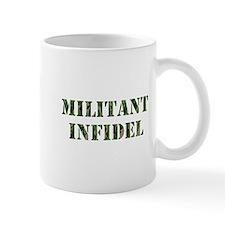 Militant Infidel Mugs